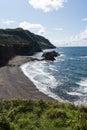 Rugged Newfoundland Coastline - Gros Morne National Park Royalty Free Stock Photo