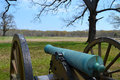 Ruggles Battery at Shiloh NMP Royalty Free Stock Photo