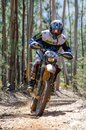 Rui costa vale de cambra portugal april at the th national enduro championship on april in vale de cambra portugal Stock Image