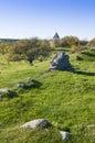 Ruin Alsnohus Hovgarden