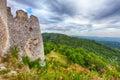 Ruin Of Castle Tematis, Slovak...