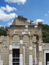 Ruines romaines Photos libres de droits