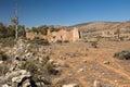 Ruins of abandon kanyaka homestead flinders ranges south austr australia Stock Images