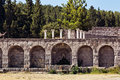 Ruins of Asklepieion Kos Royalty Free Stock Photo