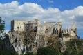 Ruins of Beckov