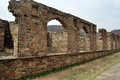 Ruins of bhangarh fort an haunted india Stock Photos