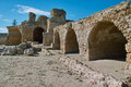 Ruins of the Carthage, Tunisia Royalty Free Stock Photo