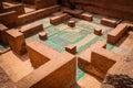 Ruins of El Badi palace.  Marrakesh . Morocco Royalty Free Stock Photo
