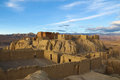 Ruins Of Guge Dynasty In Tibet