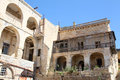Ruins at Kalkara Royalty Free Stock Photo