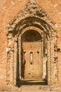 Ruins of old monastery Arača near Novi Bečej Royalty Free Stock Photo