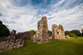 Ruins of old panama vieja Stock Photography