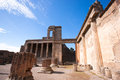 Ruins of Pompeii Royalty Free Stock Photo