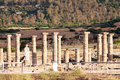 Ruins roman of baelo claudia in bolonia beach province cadiz andalucia Stock Photos