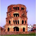 Ruins of Satkhanda Royalty Free Stock Photos