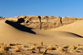 Ruins on the silk road heicheng black city it s th Stock Photos