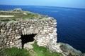 Ruins at sorrento Royalty Free Stock Photo