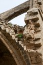 Ruins st george greeks church famagusta turkish republic northern cyprus Stock Photos