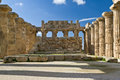 Ruins of Temple E, Selinunte. Royalty Free Stock Photography