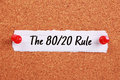 The 80 20 Rule