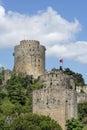 Rumeli Hisari (Rumelian Castle), Istanbul, Turkey Royalty Free Stock Photo