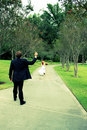 Runaway Bride, cross processed Royalty Free Stock Photography