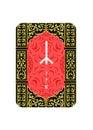 The runes card