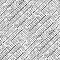 Runic letter pattern Stock Photo