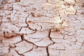 Rupture becaue of Drought Royalty Free Stock Image