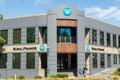 Rural Finance office in Bendigo, Australia Royalty Free Stock Photo