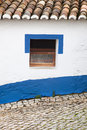 Rural houses in Algarbe Royalty Free Stock Images
