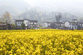 Rural landscape in wuyuan jiangxi province china it is a Stock Photo