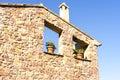Rural tourism, Villafames rural villa in Castellon, Valencia reg Royalty Free Stock Photo