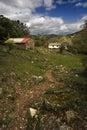 Rural Way Royalty Free Stock Photos