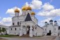 Russia. Kostroma. Ipatievskiy a monastery. Royalty Free Stock Photo