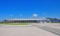 Russia Sochi Olympic Park.Tennis academy