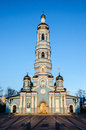 Russian Christian church Royalty Free Stock Photo
