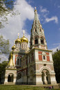 Russian church Royalty Free Stock Photo