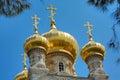 Russian Church in Jerusalem Royalty Free Stock Photo