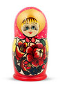 Russian Doll Stock Image