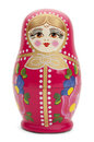 Russian Doll Royalty Free Stock Photo