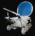 Russian lunar vehicle Stock Photos