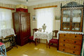 Russian old house interior Royalty Free Stock Photo