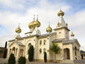 Russian Orthodox Church in Australia Royalty Free Stock Photo
