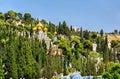 Russian Orthodox Church of Mary Magdalene in Jerusalem, Israel