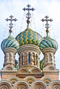 Russian Orthodox Church of Nativity Royalty Free Stock Photos