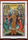 Russian Orthodox Icon Royalty Free Stock Photo