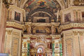 Russian orthodoxy cathedral temple interior image of Royalty Free Stock Image