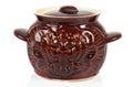 Russian pot Royalty Free Stock Photo