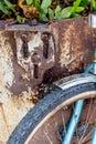 Rust Bucket Royalty Free Stock Photo